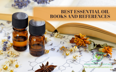 Best Essential Oil Books and References