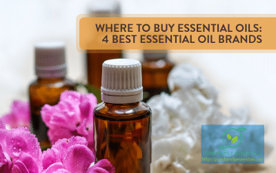 Where to Buy Essential Oils: 4 Best Essential Oil Brands