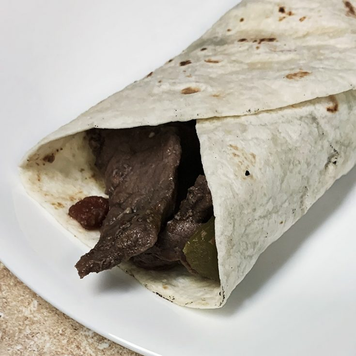 Instant Pot Beef Fajita Recipe
