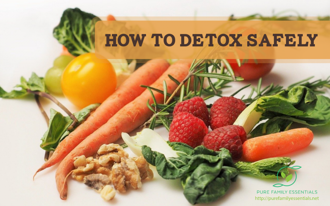 How to Detox Safely (Do a Cleanse Twice a Year)