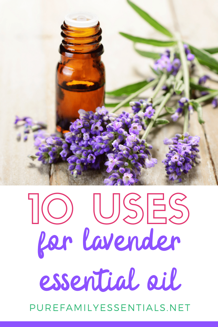 Lavender Essential Oil Benefits Pure Family Essentials Essential Oils Green Living Holistic Health