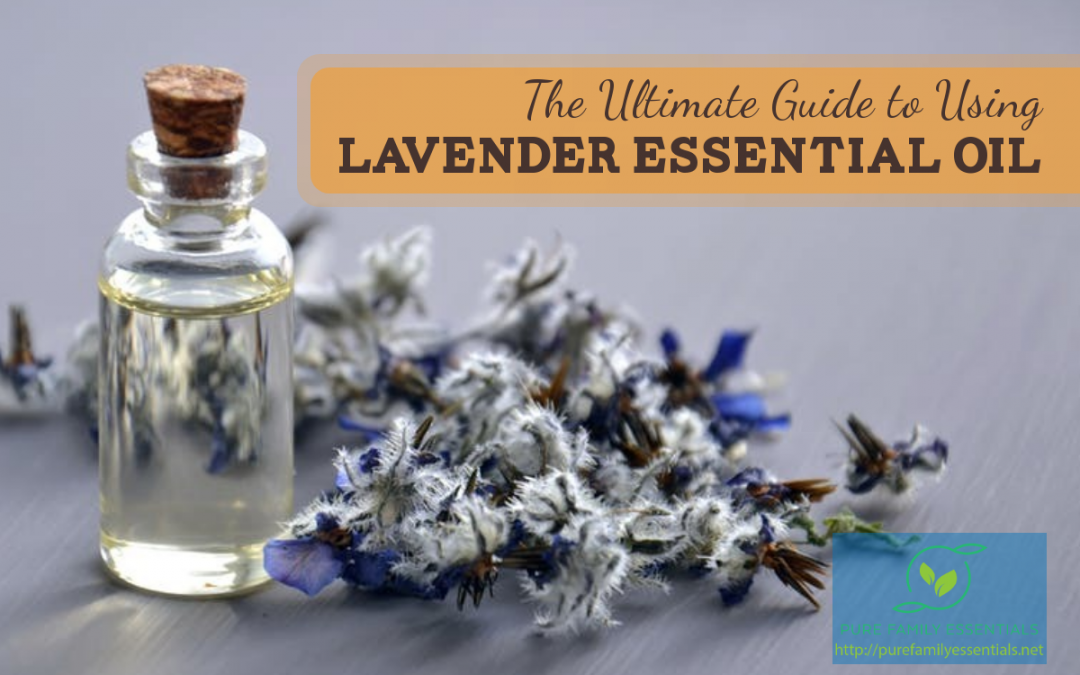 The Ultimate Guide to Using Lavender Essential Oil